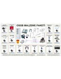 OSGB Asgari malzeme paketi